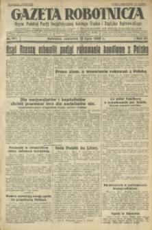 Gazeta Robotnicza, 1928, R. 33, nr 157