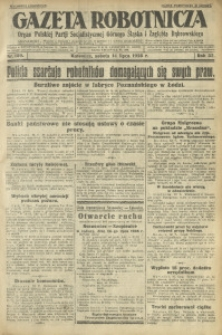 Gazeta Robotnicza, 1928, R. 33, nr 159