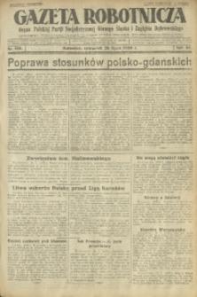 Gazeta Robotnicza, 1928, R. 33, nr 169