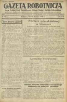 Gazeta Robotnicza, 1928, R. 33, nr 173