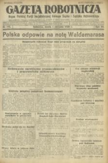 Gazeta Robotnicza, 1928, R. 33, nr 174