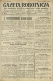 Gazeta Robotnicza, 1928, R. 33, nr 184