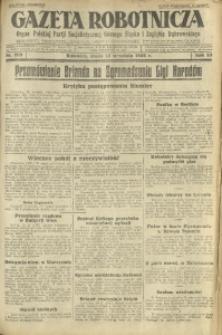 Gazeta Robotnicza, 1928, R. 33, nr 209