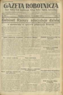 Gazeta Robotnicza, 1928, R. 33, nr 213