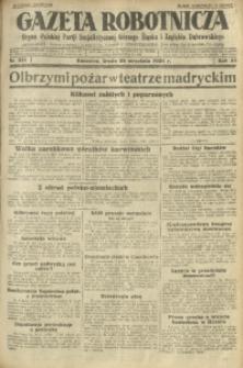 Gazeta Robotnicza, 1928, R. 33, nr 221