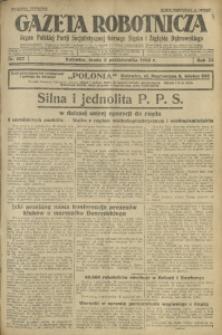 Gazeta Robotnicza, 1928, R. 33, nr 227