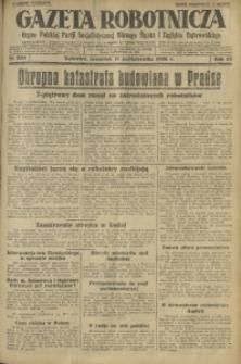 Gazeta Robotnicza, 1928, R. 33, nr 234