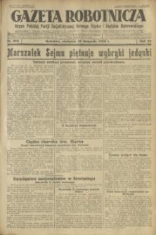 Gazeta Robotnicza, 1928, R. 33, nr 266