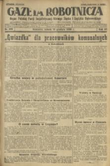 Gazeta Robotnicza, 1928, R. 33, nr 288