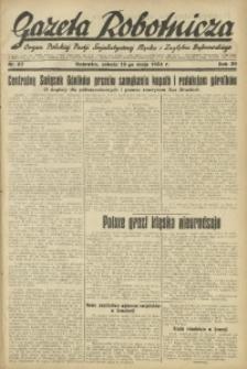 Gazeta Robotnicza, 1934, R. 39, nr 57