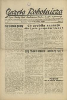 Gazeta Robotnicza, 1934, R. 39, nr 67