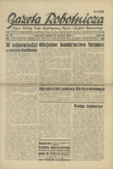 Gazeta Robotnicza, 1934, R. 39, nr 78