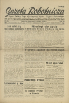 Gazeta Robotnicza, 1934, R. 39, nr 82
