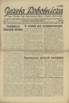 Gazeta Robotnicza, 1934, R. 39, nr 101
