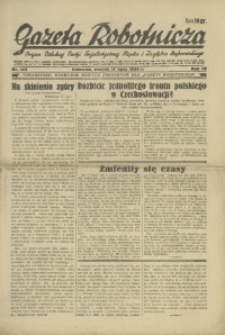Gazeta Robotnicza, 1934, R. 39, nr 103