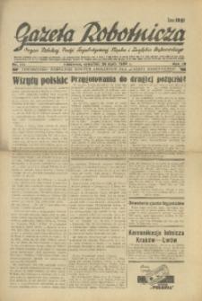 Gazeta Robotnicza, 1934, R. 39, nr 111