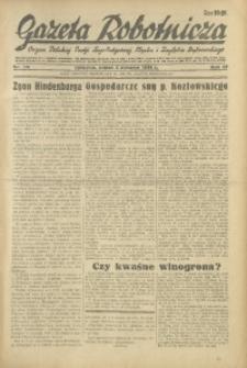 Gazeta Robotnicza, 1934, R. 39, nr 118