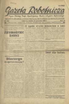 Gazeta Robotnicza, 1934, R. 39, nr 160