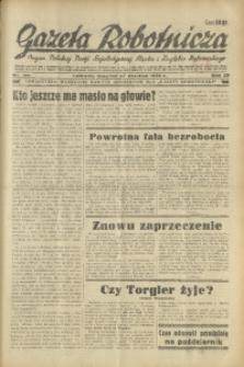 Gazeta Robotnicza, 1934, R. 39, nr 164