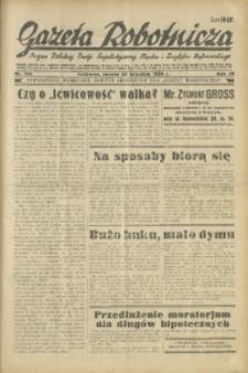 Gazeta Robotnicza, 1934, R. 39, nr 166