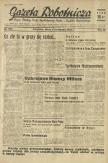 Gazeta Robotnicza, 1934, R. 39, nr 225
