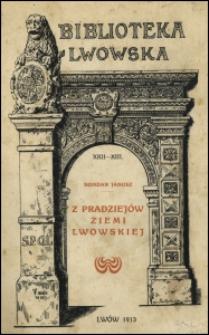 Z pradziejów ziemi lwowskiej