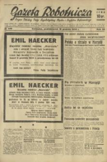 Gazeta Robotnicza, 1934, R. 39, nr 246