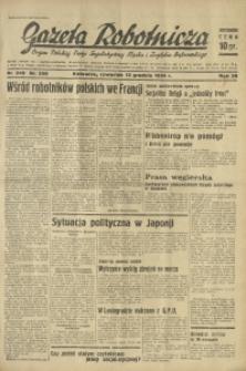 Gazeta Robotnicza, 1934, R. 39, nr 249/250