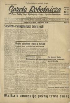 Gazeta Robotnicza, 1936, R. 41, nr 4
