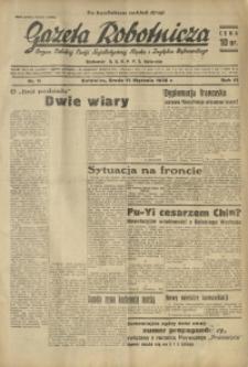 Gazeta Robotnicza, 1936, R. 41, nr 16