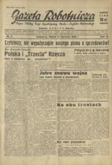 Gazeta Robotnicza, 1936, R. 41, nr 31