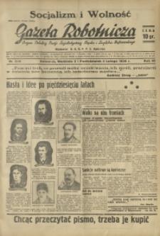 Gazeta Robotnicza, 1936, R. 41, nr 33/34