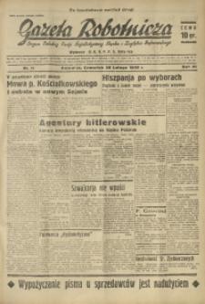 Gazeta Robotnicza, 1936, R. 41, nr 53