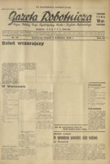 Gazeta Robotnicza, 1936, R. 40, nr 101