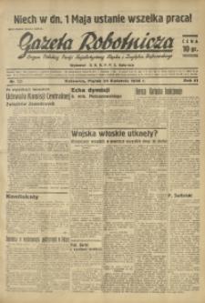 Gazeta Robotnicza, 1936, R. 40, nr 123