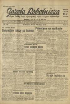 Gazeta Robotnicza, 1936, R. 40, nr 148