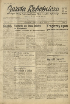 Gazeta Robotnicza, 1936, R. 40, nr 198
