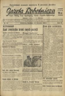 Gazeta Robotnicza, 1936, R. 40, nr 238