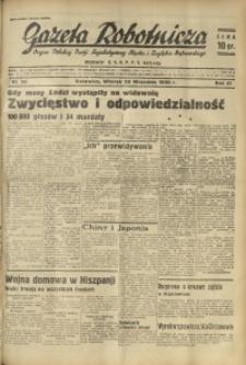 Gazeta Robotnicza, 1936, R. 40, nr 265