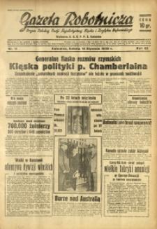 Gazeta Robotnicza, 1939, R. 43, nr 12