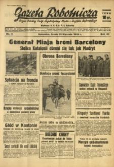 Gazeta Robotnicza, 1939, R. 43, nr 21
