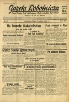 Gazeta Robotnicza, 1939, R. 43, nr 29