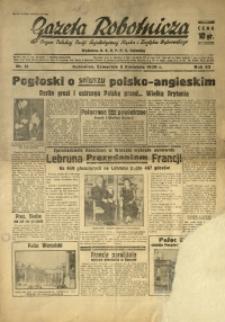 Gazeta Robotnicza, 1939, R. 43, nr 84