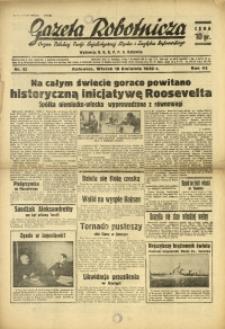 Gazeta Robotnicza, 1939, R. 43, nr 93