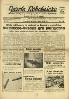 Gazeta Robotnicza, 1939, R. 43, nr 111