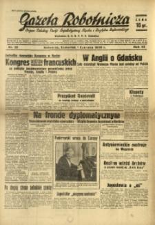 Gazeta Robotnicza, 1939, R. 43, nr 131