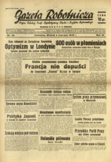 Gazeta Robotnicza, 1939, R. 43, nr 135