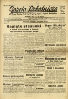 Gazeta Robotnicza, 1939, R. 43, nr 138