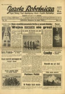 Gazeta Robotnicza, 1939, R. 43, nr 176