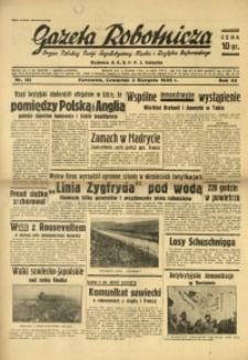 Gazeta Robotnicza, 1939, R. 43, nr 185